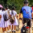 Sri Lanka cyklist