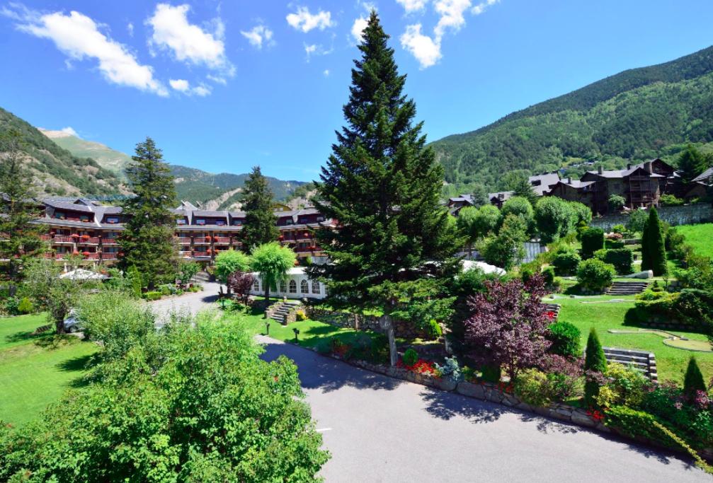 Hotel Coma 3*, Ordino, Andorra