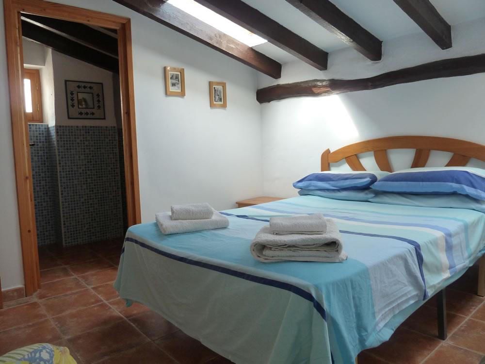 2nd Floor Double bedroom showing Ensuite