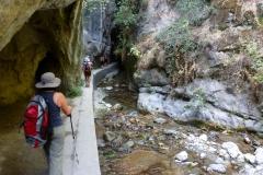Cahorros-Gorge