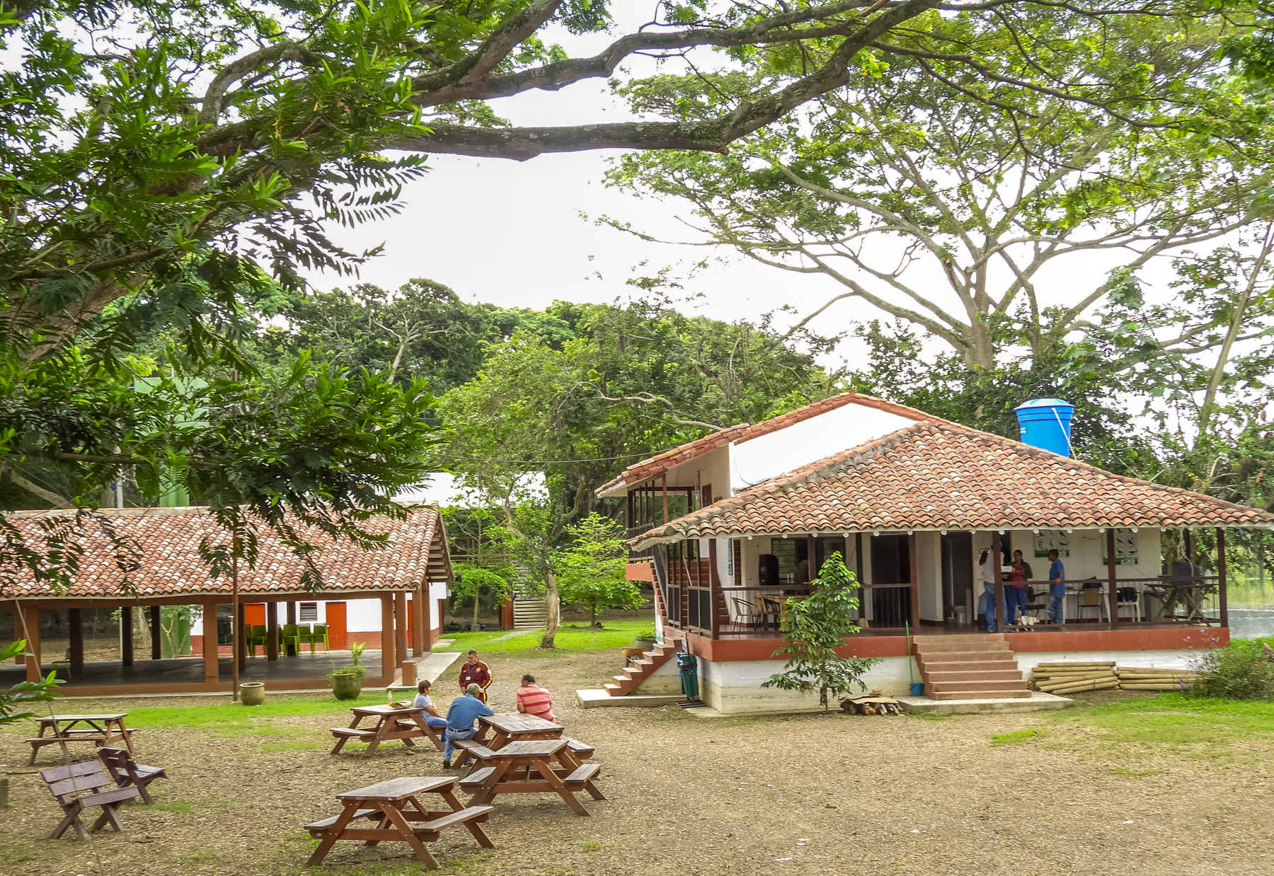 Lodge Lago Sonso