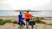 Cyclists_beach_Kattegattleden-16