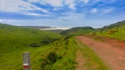 s-cape Rota Vicentina - road to carrapateira beach-2