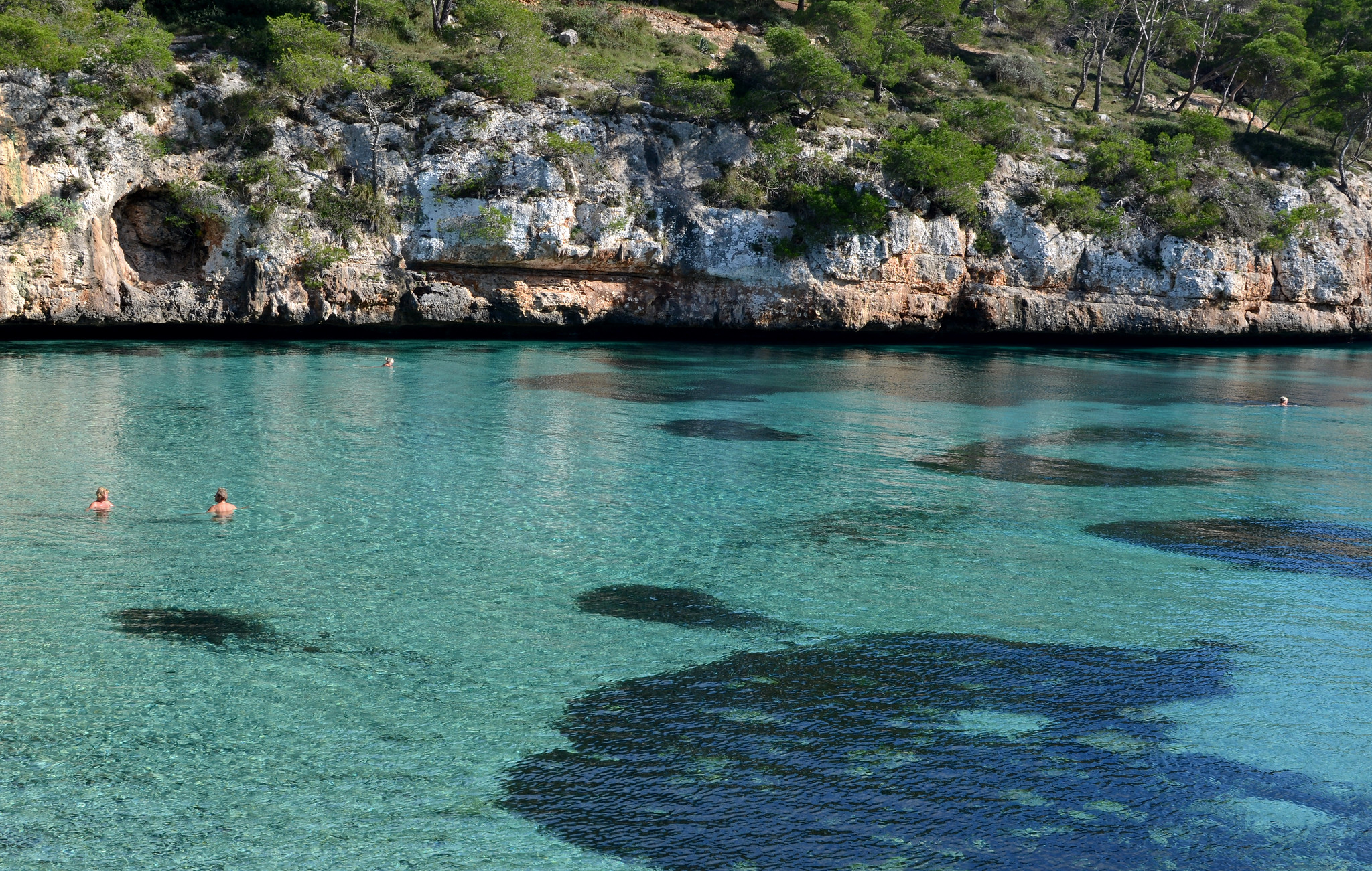 Cala på Mallorca