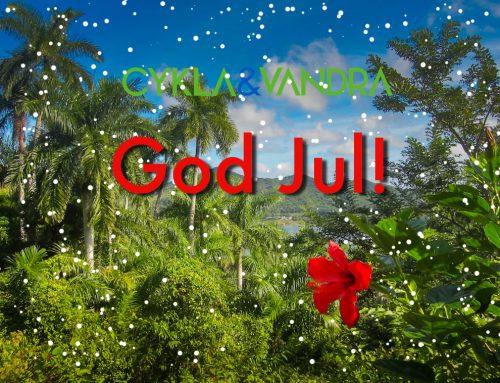 Julhälsning och många nyheter