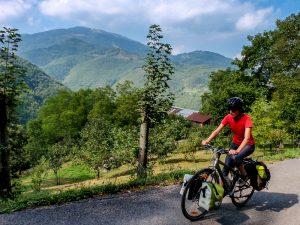 Cykling i Piemonte